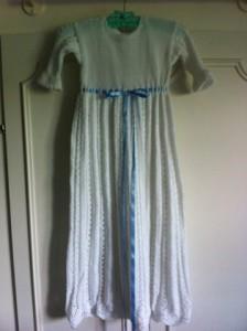 Dopklänning 3